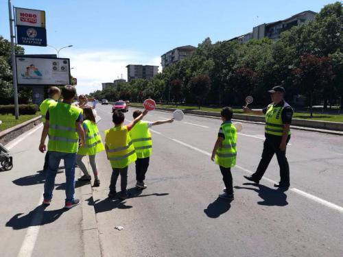 Акција за безбедност во сообраќај