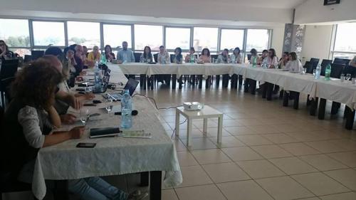 """Форум """"Управување со отпад во прекуграничниот регион – недостатоци во образованието кај младите генерации"""