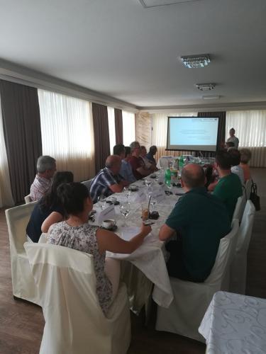 Информативен состанок за засегнати страни TRAP