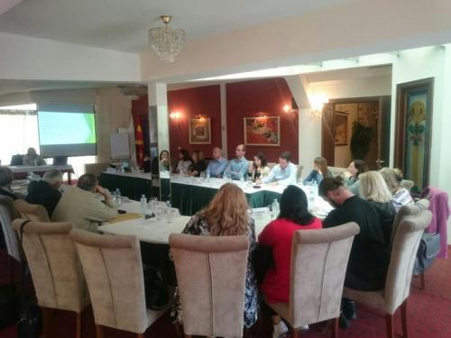 Информативен состанок за влијанието на аерозгадувањето врз здравјето на луѓето во Битола