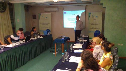 Обука за мали и средни претпријатија во Охрид